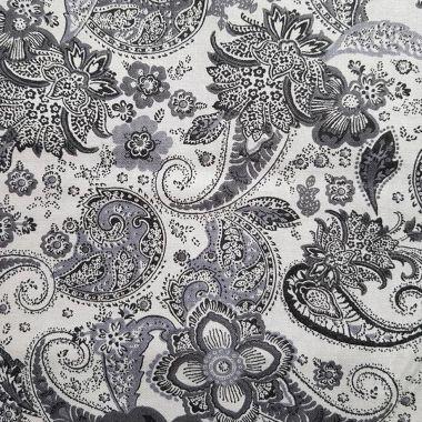 Bavlna ornamenty č.125 cena za 1 metr