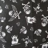 Lebky na černé bavlna č.102 cena za 1 metr