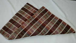 Pikniková deka hnědo-béžová