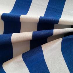 Lehátkovina šíře 45 cm - modrobílá 6