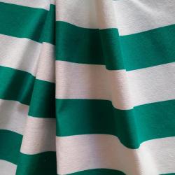 Lehátkovina šíře 45 cm - zelenobílá 5