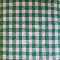Kanafas zelený 140 cm šíře