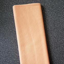 Dekorační plsť,filc meruňková 1mm síla
