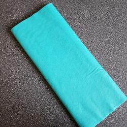 Dekorační plsť,filc tyrkysová 1mm síla