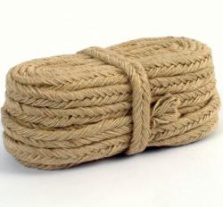 Jutový pásek