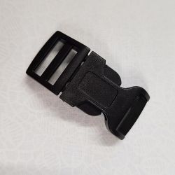 Přezka černá mini