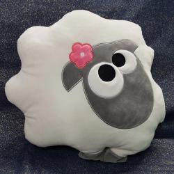 Polštář ovečka kulatá