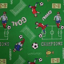 Fotbal bavlna č.D31