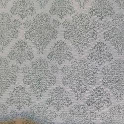 Ornamenty šedé bavlna č.50 cena za 1 metr