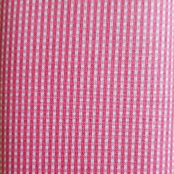 Růžová kostička bavlna č.65