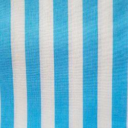 Modrý pruh bavlna č.47 cena za 1 metr