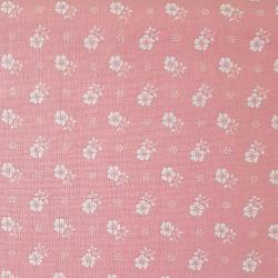 Kytička na růžové bavlna č.70