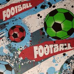 Fotbal velký bavlna č.D36