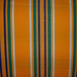 Lehátkovina šíře 45cm - žlutá proužek P13