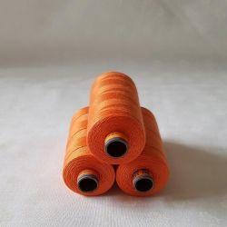 Nitě oranžová č.1334, návin 500m