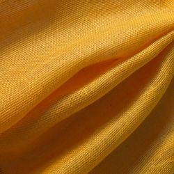Juta barvená žlutá,211g/m2, šíře 130cm