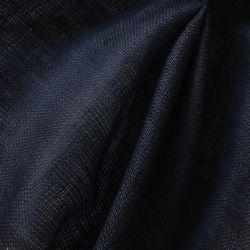 Juta barvená tmavá modrá,211g2/m2, šíře 130cm