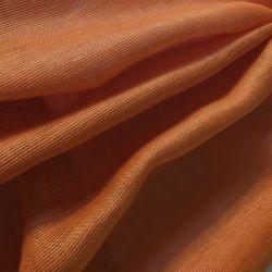 Juta barvená oranžová, 211g/m2, šíře 130cm