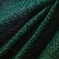 Juta barvená tmavě zelená, 211g/m2, šíře 130cm