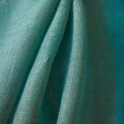 Juta barvená světle modrá,211g2/m2, šíře 130cm