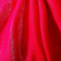 Juta barvená červená, 211g/m2, šíře 130cm