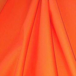 Outdoorová pevná látka oranžová č.16 cena za 1 metr