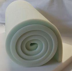Přířez molitan modrý 50x100x2cm