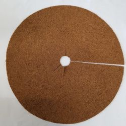 Kokosový disk průměr 45 cm